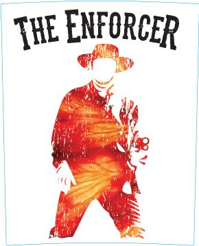 2010 'The Enforcer' Central Coast Red Wine