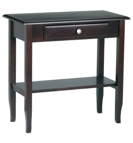 Merlot console table discount niederros - Table console extensible discount ...