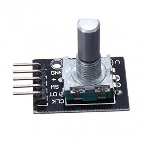 【UMKTOKYO】Arduino センサー/モジュール Rotary Encoder Module  (AD-040 ロータリーエンコーダモジュール)×5個