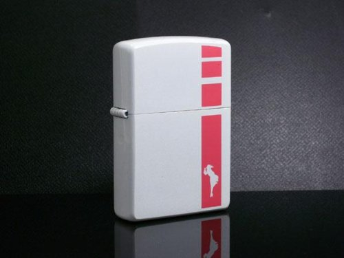 ZIPPO Zippo lighter windy red SLL-PW