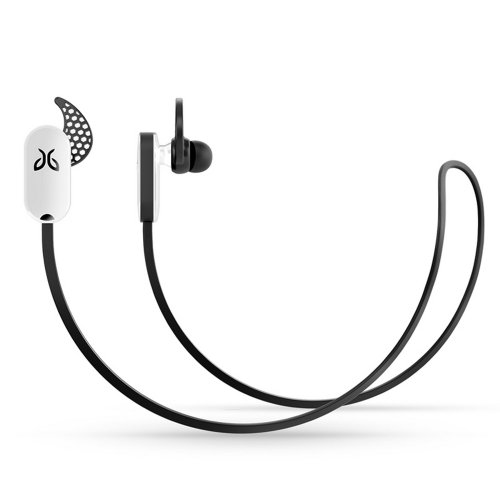 Jaybird Freedom Sprint Bluetooth Headset - Retail Packaging - Storm White