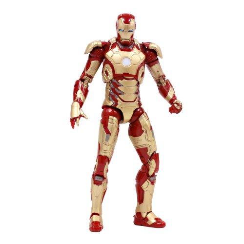 『アイアンマン3』 【ハズブロ アクションフィギュア】 6インチ 「レジェンド」 #04 アイアンマン (マーク42映画版)