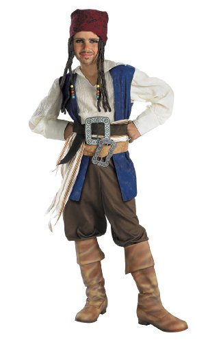 Jack Sparrw Qualty Child Costume