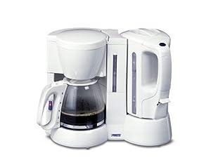 princess 252138 kaffeemaschine und wasserkocher in einem nur ein kabel. Black Bedroom Furniture Sets. Home Design Ideas