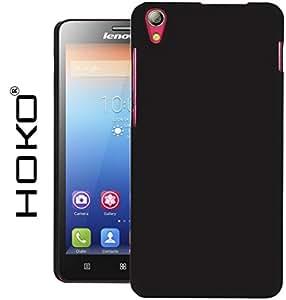 Lenovo S850 Case, HOKO® Ultra Thin Rubberized Matte Hard Case Back Cover for Lenovo S850 (Black)