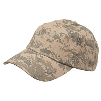 unstructured digital camo cap at s clothing