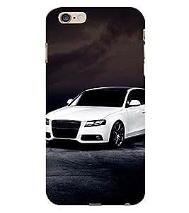 99Sublimation Stylish long Car 3D Hard Polycarbonate Back Case Cover for Apple iPhone 6 Plus
