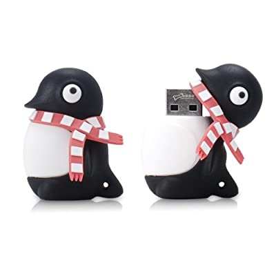 Fruitshop 4GB USB Flash Drive Penguin, B