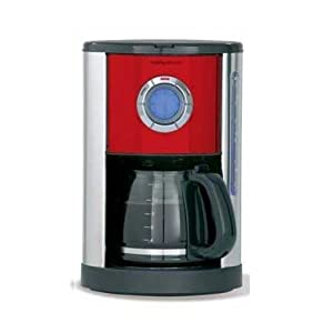 morphy richards espresso coffee maker instructions