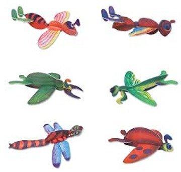 Foam Insect Gliders (1 Dz)