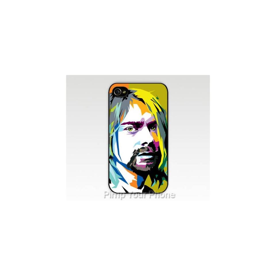 Kurt Cobain iPhone 4 4S Cover Case