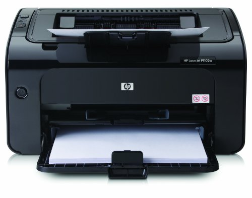 HP P1102W LaserJet Pro Wireless Laser Printer (AirPrint)