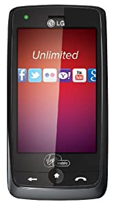 LG  Rumor Touch Prepaid Phone (Virgin Mobile)