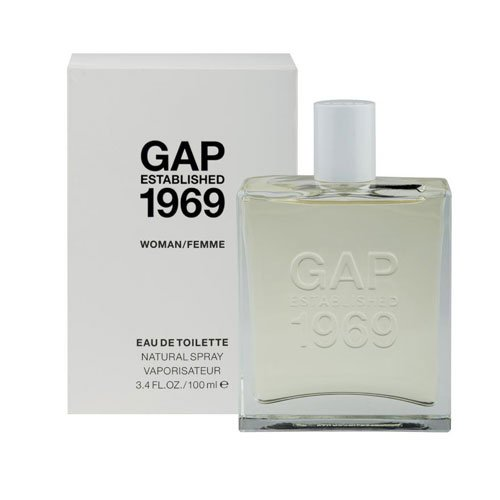 Gap Established 1969 per Donne di Gap - 100 ml Eau de Toilette Spray
