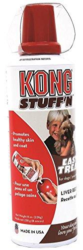 Kong Stuffn Easy Treat Liver Paste 8 oz