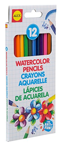 ALEX Toys Artist Studio Watercolor Pencil Set