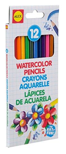 ALEX Toys Artist Studio Watercolor Pencil Set