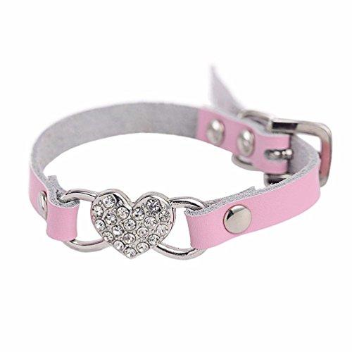 collier-chien-reglable-coeur-strass-peach-pu-cuir-collier-pet-puppy-dog-collier-xxs-10cm25cm-rose