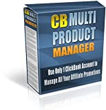 Clickbank Multiple Product Manager