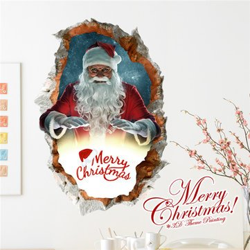3d-merry-christmas-santa-claus-pag-sticker-wall-hole-decals-sticker-home-wall-decor-gift