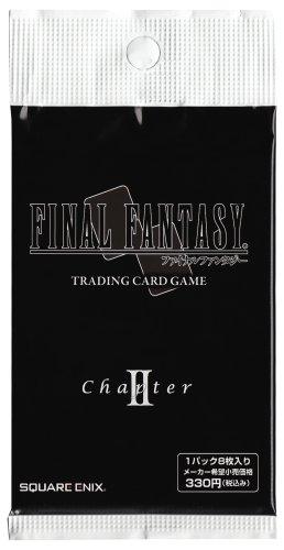 ファイナルファンタジー  TCGブースターパック chapterⅡ(1パック)