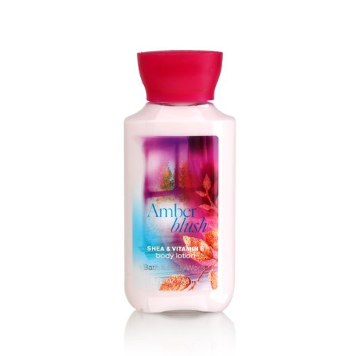 Bath Body Works Amber Blush 3.0 oz Body Lotion (667533300160)