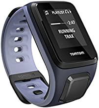TomTom Spark Cardio + Music Small Sky Captain/Purple Haze