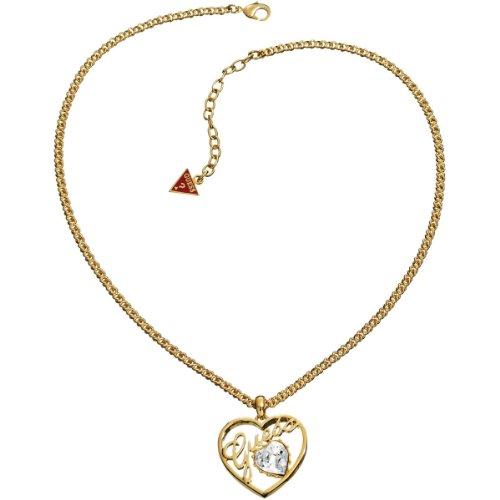 Guess Damen Halskette Metall 45.0 cm UBN11204 thumbnail