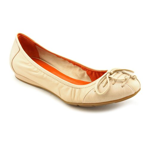 Cole Haan Air Tali Lace Ballet Womens Size 8 5 Nude Leather Ballet Flats Shoes
