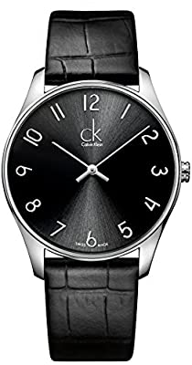 Calvin Klein K4D211CX Classic Mens Watch