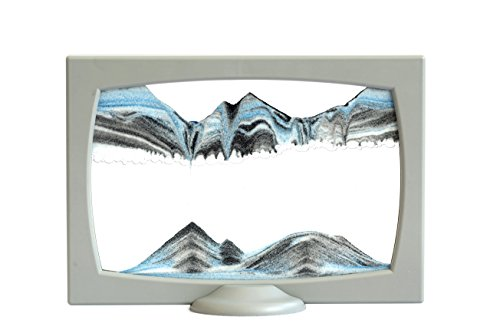 Rainbow Vision Sand Picture- Grey (Sand Art By Numbers compare prices)