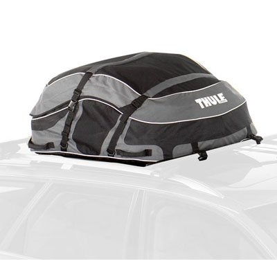 Thule 846 Quest Rooftop Cargo Bag front-985309