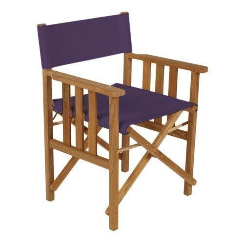 Gardenista – Gartenmöbel Stuhl Ersatz Stoffbezug Wasserfest – Purple günstig bestellen