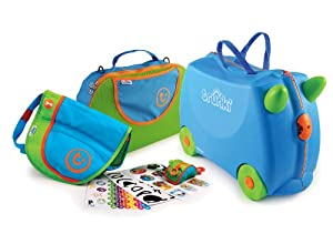 Trunki Terrance Fully Loaded Gift Set (Limited Edition)