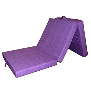 matelas pliable en 3 lilas cuisine maison. Black Bedroom Furniture Sets. Home Design Ideas