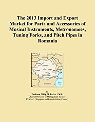 The 2013 Import and Export Market for Parts and Accessories of Musical Instruments, Metronomoes, Tuning Forks, and Pitch Pipes in Romania
