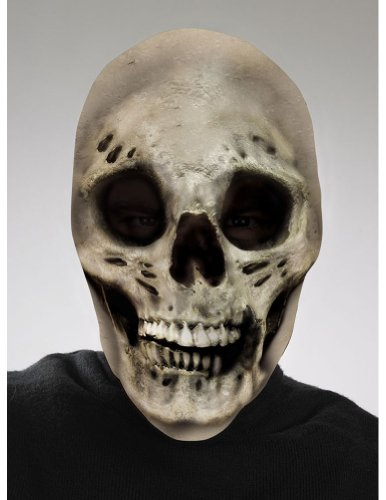 Scary-Masks Scary Skull Mask Halloween Costume - Most Adults