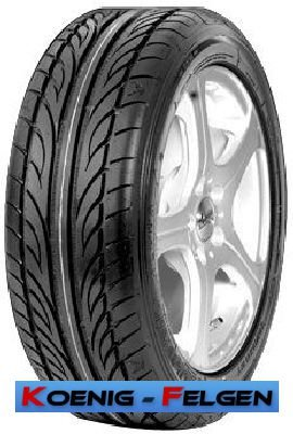 Eptyres 637641 235 45 R17 W -