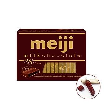 Japan Milk Choco / Japanese Chocolate - Meiji Chocolate Bouns Pack (Milk Chocolate Flavor)
