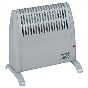 Einhell FW 500 Frostwächter, 500 W, stufenloser Thermostatregler, Frostschutz
