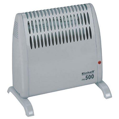 Einhell-Frostwchter-FW-500-500-Watt-Mica-Heizelement-stufenloses-Thermostat-Stand-oder-Wandgert-Frostschutz