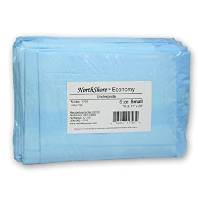 NorthShore Economy Disposable Underpads