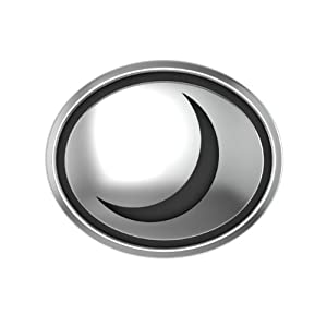Gamma Phi Beta Crescent Moon Sorority Bead Fits Most Pandora Style Bracelets Including Pandora Chamilia Biagi Zable Troll and More. High Quality Bead in Stock for Immediate Shipping