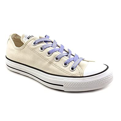 Converse Chuck Taylor Women's Shoes 8.5M Fashion Sneakers Ivory 8.5