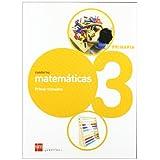 Cuaderno de matemáticas. 3 Primaria, 1 Trimestre. Conecta 2.0