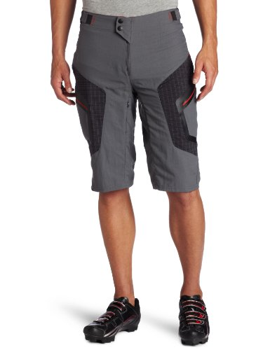 Buy Low Price Zoic Men's Sovereign Mountain Bike Shorts with RPL Liner (1114SE12-P)