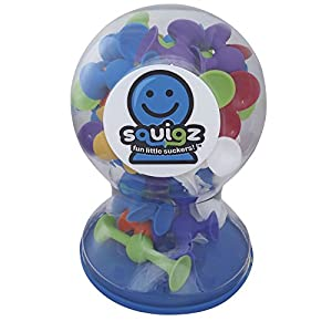 Squigz Kids' Construction Deluxe Set