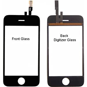 For Apple Iphone 3G Replacement Front Glass and Digitizer - Repair your cracked glass