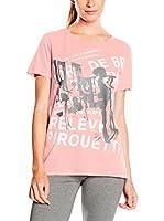 Dimensione Danza Camiseta Manga Corta (Rosa Claro)