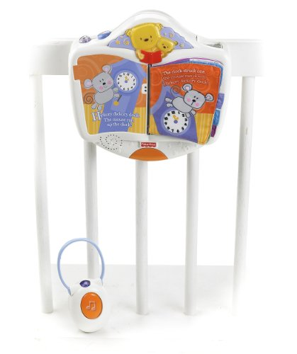 Fisher Price Discover Storybook Projection Soother